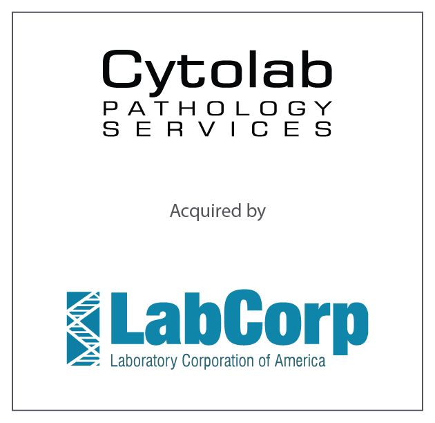 Cytolab Pathology Services Acquired by LabCorp December 11, 2012