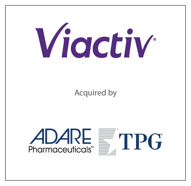 Viactiv acquired by ADARE and TPG