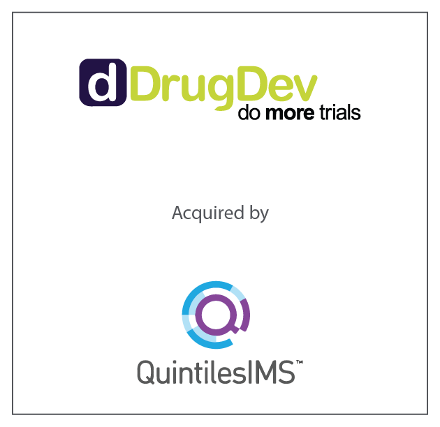 DrugDev Acquired by QuintilesIMS