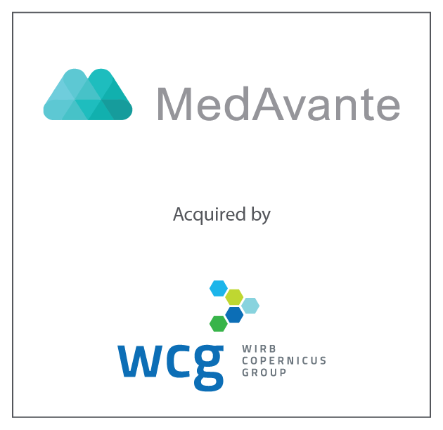 MedAvante acquired by Arsenal Capital Partners and WCG May 9, 2017