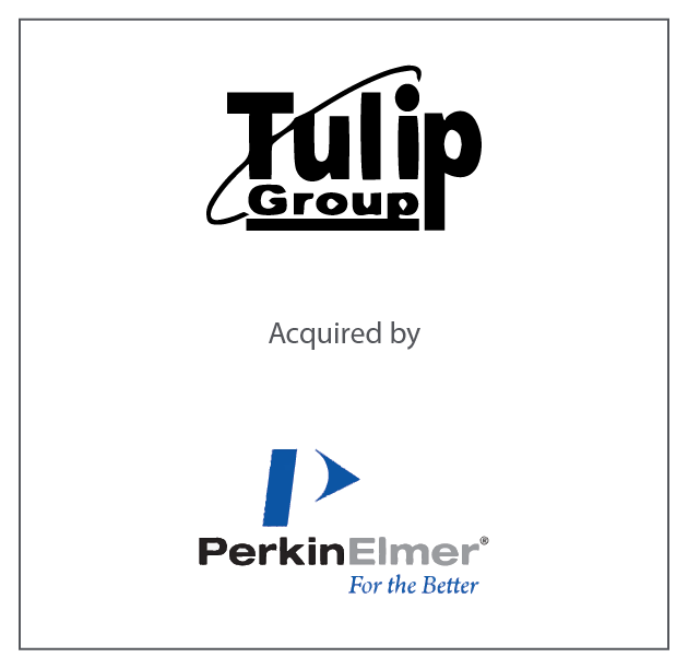 Tulip Group acquired by PerkinElmer January 9, 2017
