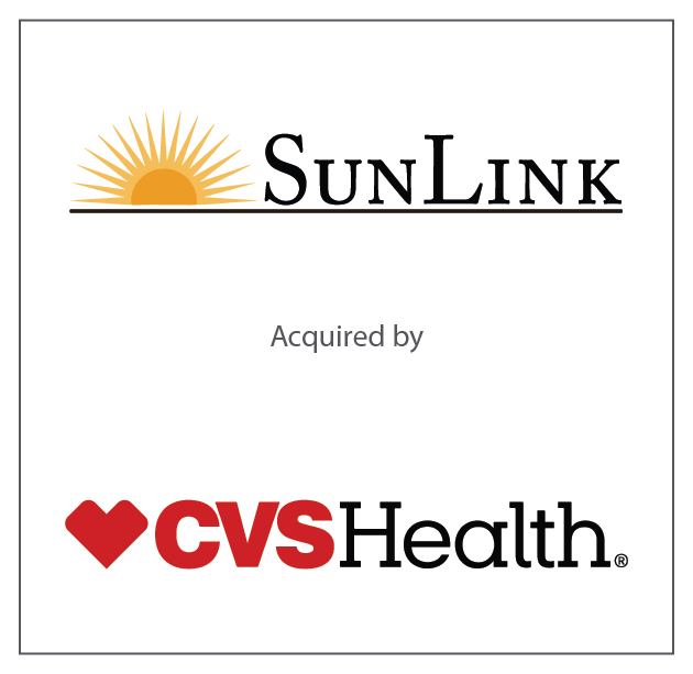 SunLink Sold Assets to CVS Health