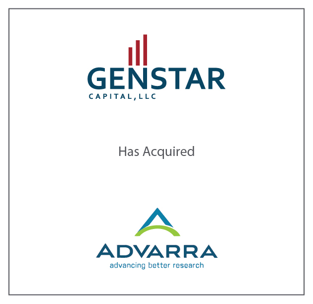 Genstar Capital acquires Advarra from Linden Partners