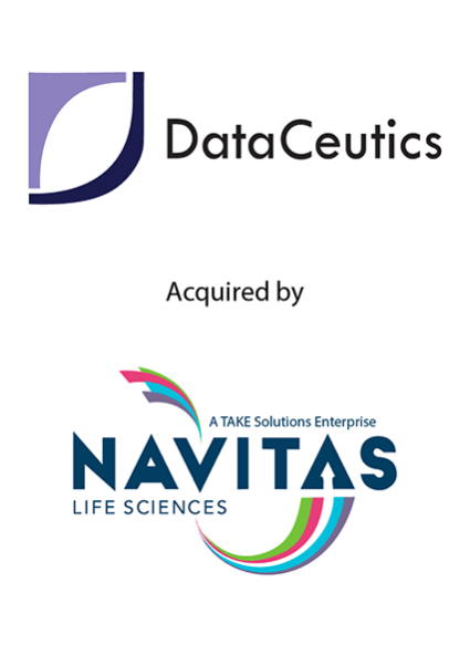 DataCeutics has been acquired by Navitas Life Sciences, a TAKE Solutions Company
