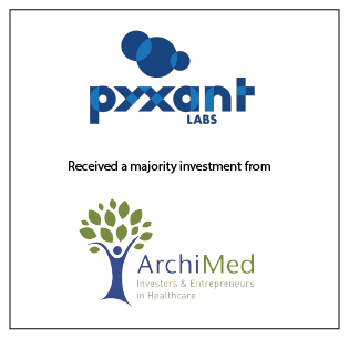 Pyxant Labs Receives Majority Investment from ArchiMed