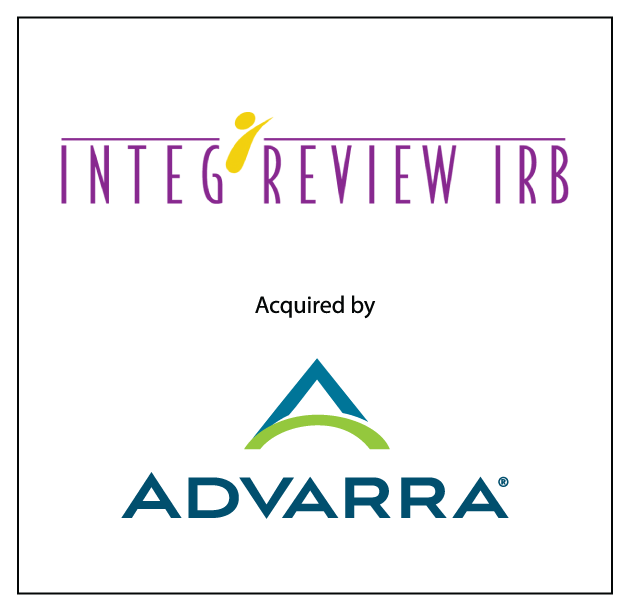 IntegReview was acquired by Advarra