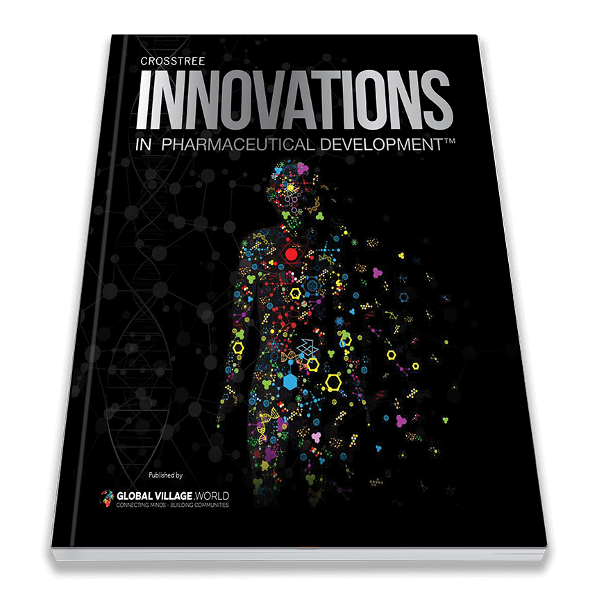 Innovations in Pharma Dev Book Image