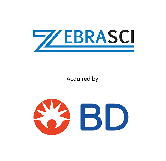 ZebraSci Acquired by BD to Enhance Combination Product Testing Capabilities